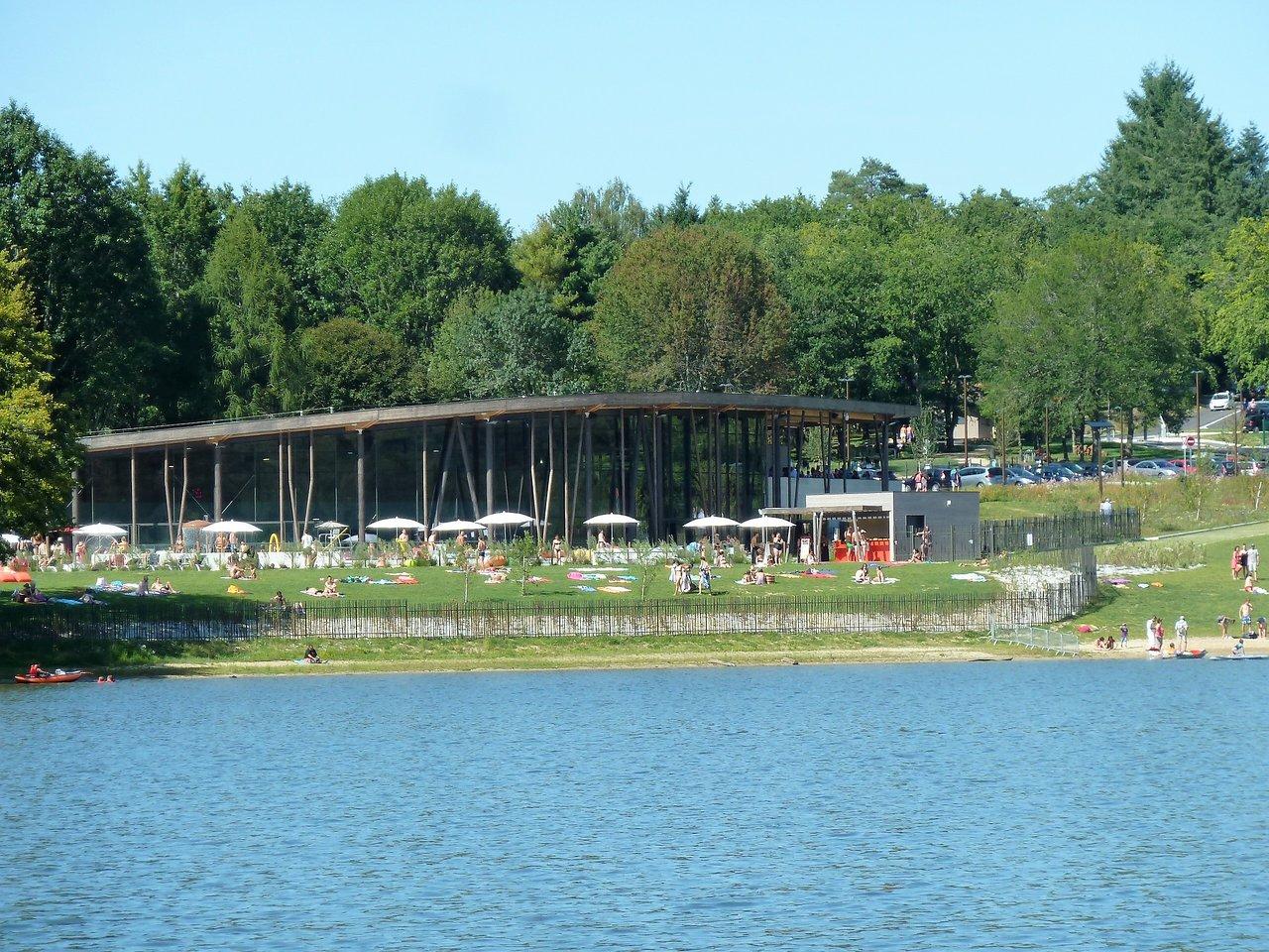 Piscine Du Lac De Saint-Pardoux (Razes) - 2020 All You Need ... tout Piscine Du Lac Tours