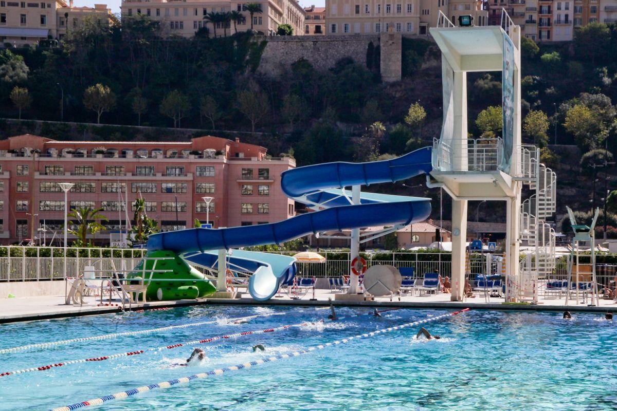 Piscine Du Stade Nautique Rainier Iii À Monaco - Horaires ... dedans Piscine La Cote Saint André