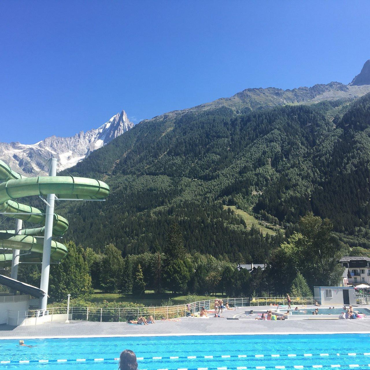 Piscine Et Centre Sportif Richard-Bozon (Chamonix) - 2020 ... destiné Piscine De Chamonix