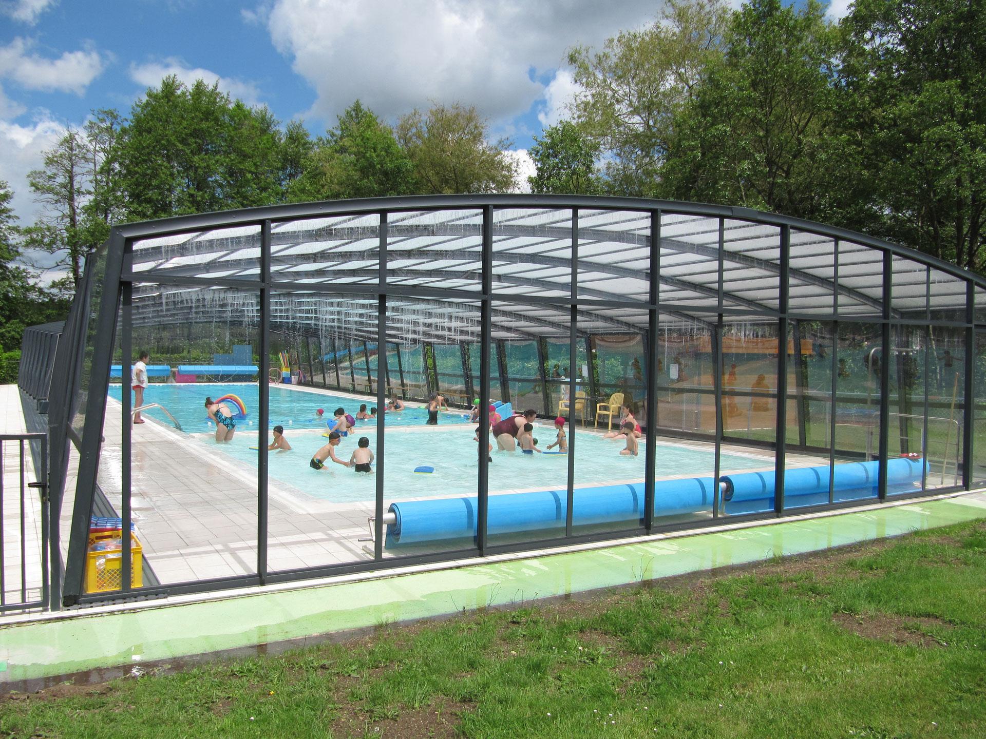 Piscine Et Jeux D'eau - Site De Tourisme-Coeurduperche ! pour Piscine Mortagne Au Perche