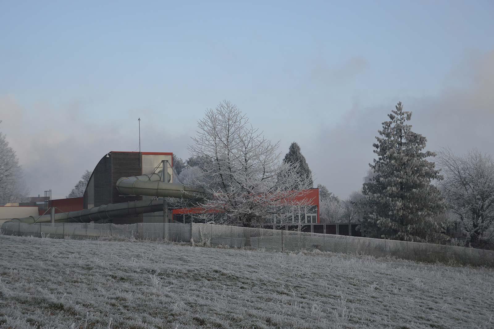 Piscine Été/hiver - Les Aqualies - Niederbronn Les Bains destiné Piscine Niederbronn