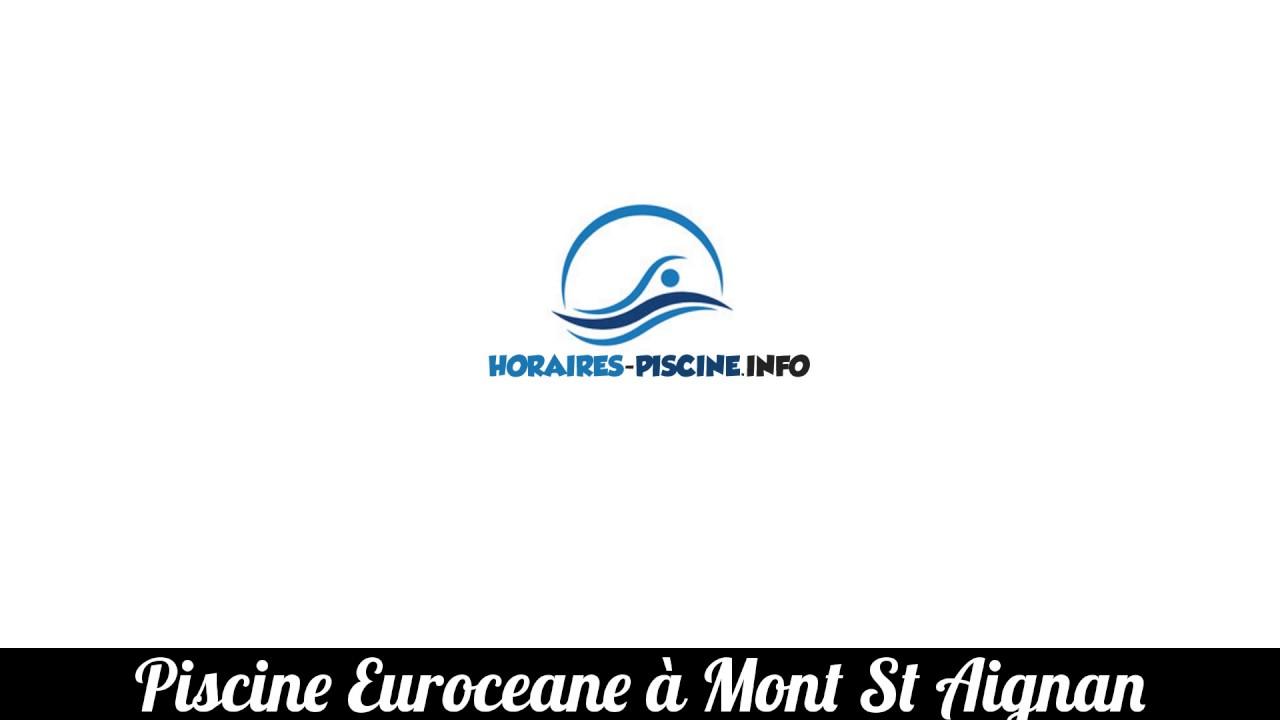 Piscine Euroceane À Mont St Aignan destiné Piscine Eurocéane