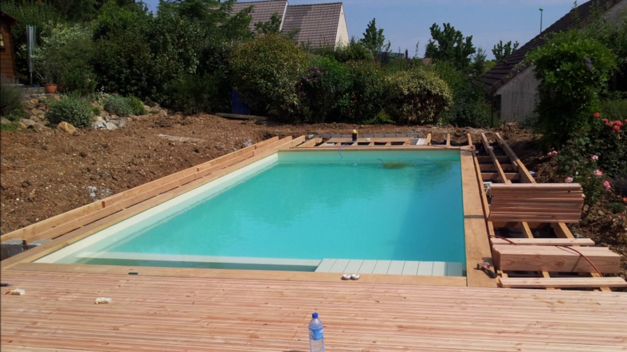 Piscine Everblue - dedans Piscine Everblue