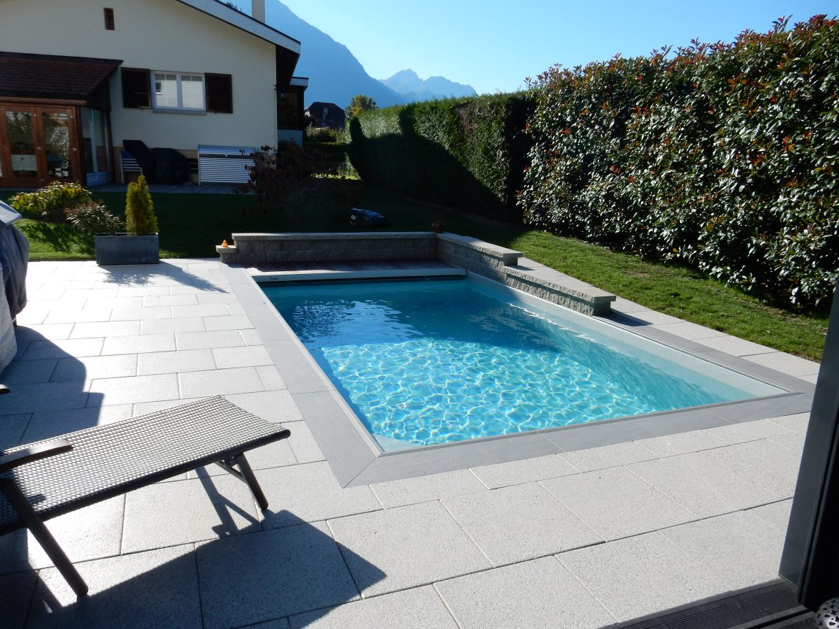 Piscine Everblue Suisse | Lattion & Veillard encequiconcerne Piscine Everblue