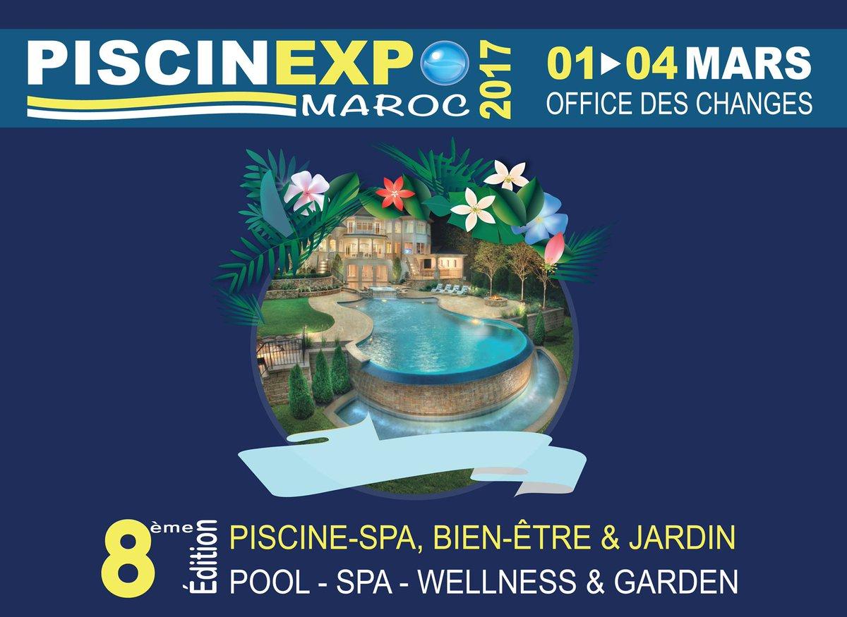 Piscine Expo Maroc (@piscinexpomaroc) | Twitter dedans Salon De La Piscine 2017