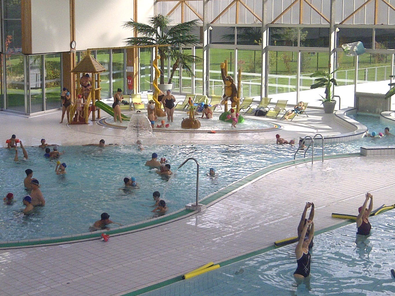 Piscine, Fosse De Plongée - Centre Aquatique À Lagny Sur Marne avec Piscine De Lagny Sur Marne