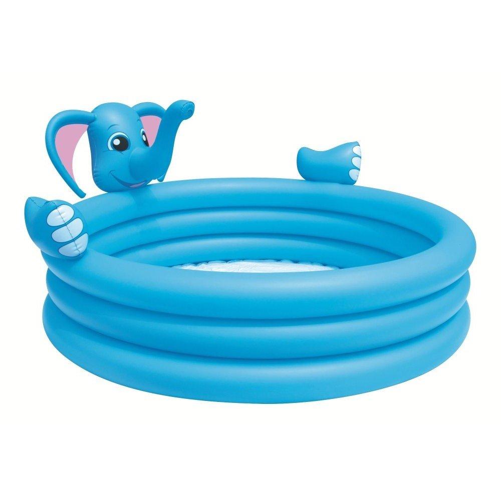 Piscine Gonflable Bestway Elephant Spray Pool Ø 152 Cm Bleu Enfants -  Crazyprices.ch encequiconcerne Piscine Enfant Pas Cher