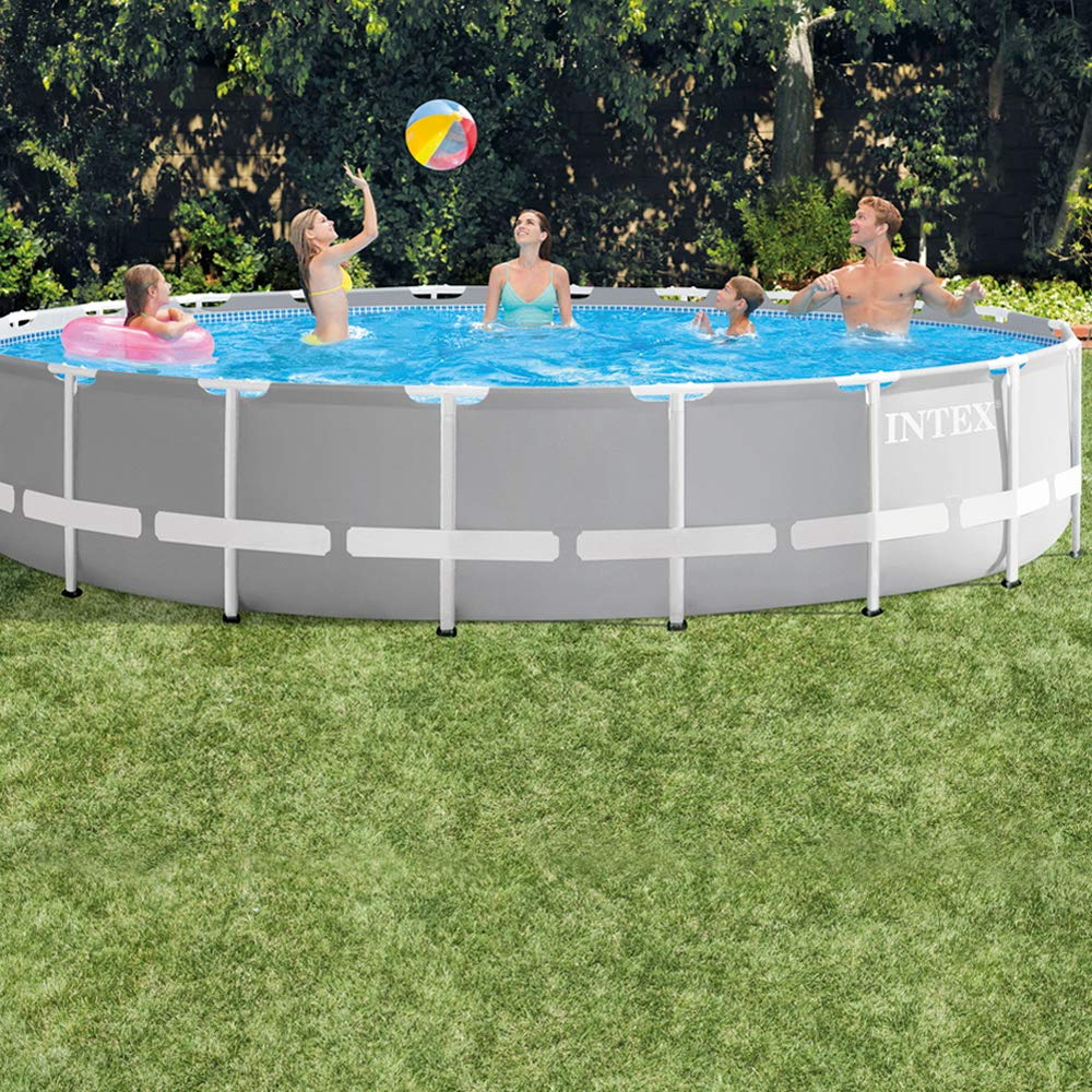 Piscine Hors Sol Tubulaire | Intex | Bestway | Comparatif ... destiné Piscines Tubulaires