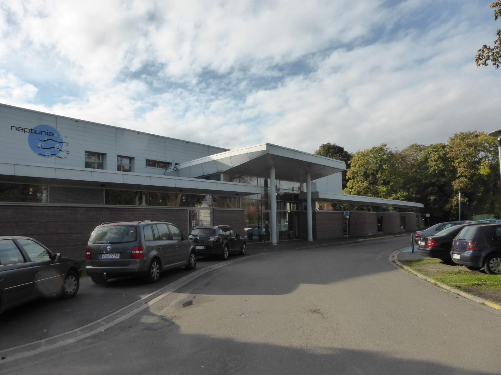 Piscine Intercommunale Loos-Haubourdin : Salle De Sport ... intérieur Piscine De Loos