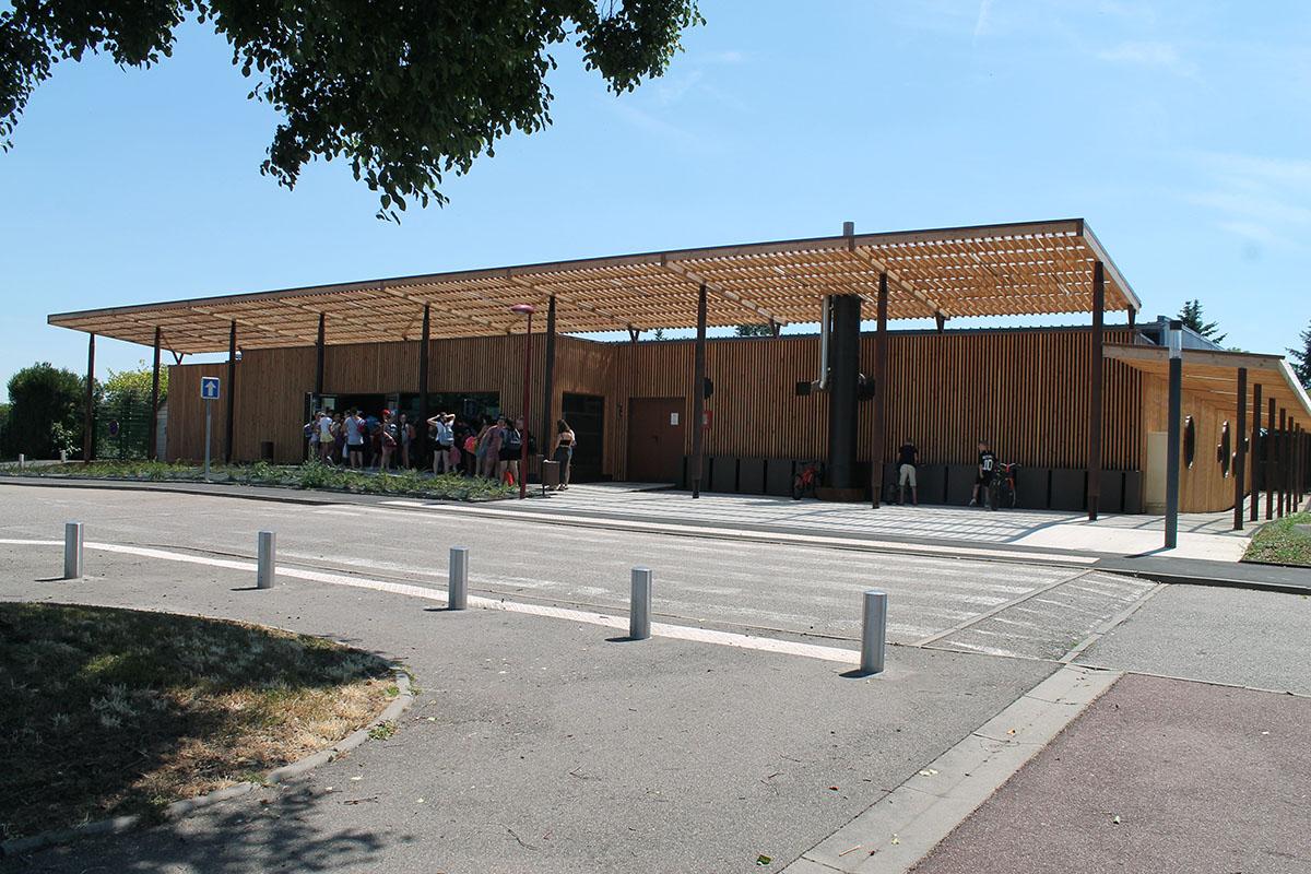Piscine Intercommunale Plein Soleil - Sport - Mairie De ... concernant Piscine Maizieres Les Metz