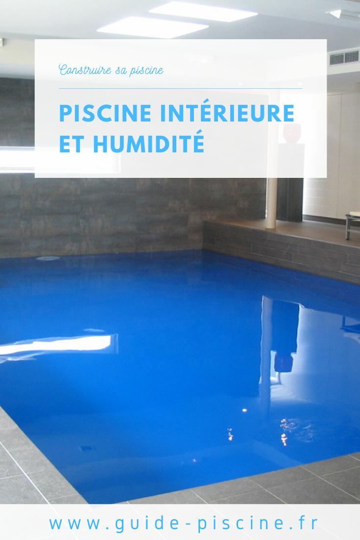 Piscine Intérieure Et Problème D'humidité | Piscine ... à Deshumidificateur Piscine