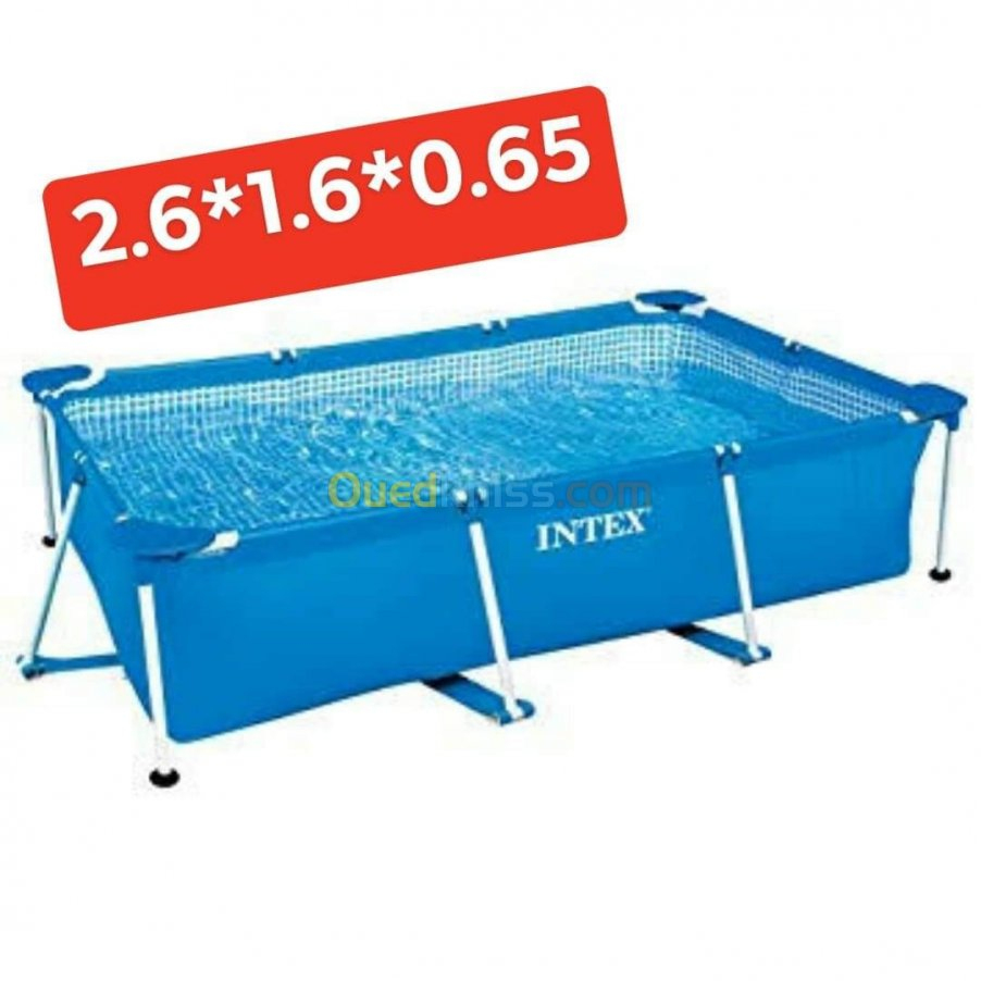 Piscine Intex Algiers Bab Ezzouar Algeria | Sell Buy pour Piscine Intex 3.66