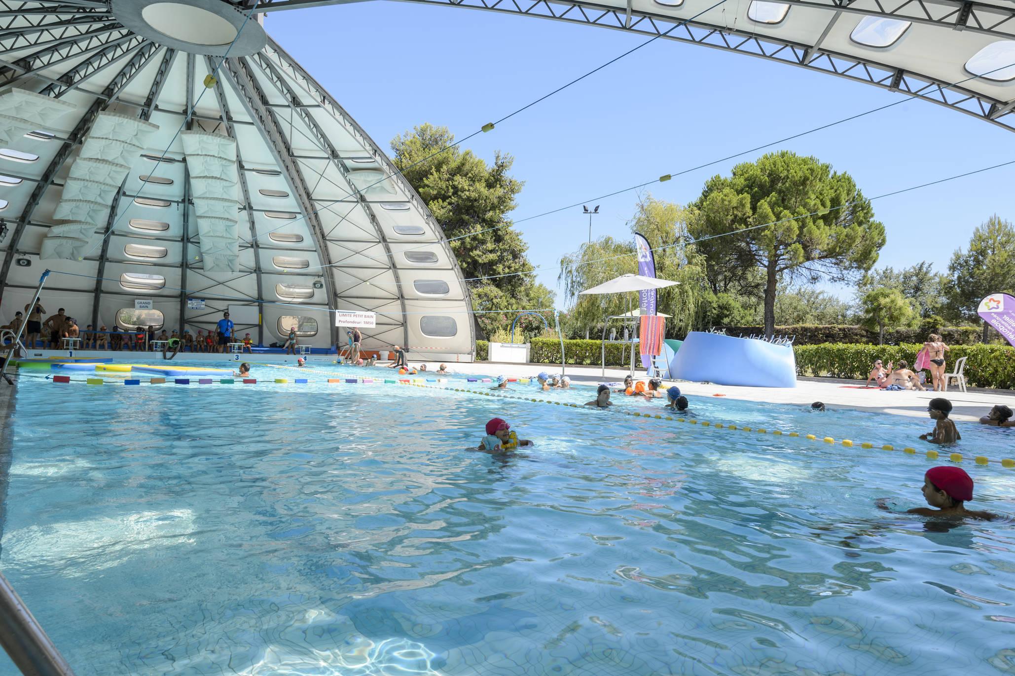 Piscine Jean Vives (Maurin), Swimming-Pool - Montpellier ... concernant Piscine Originale