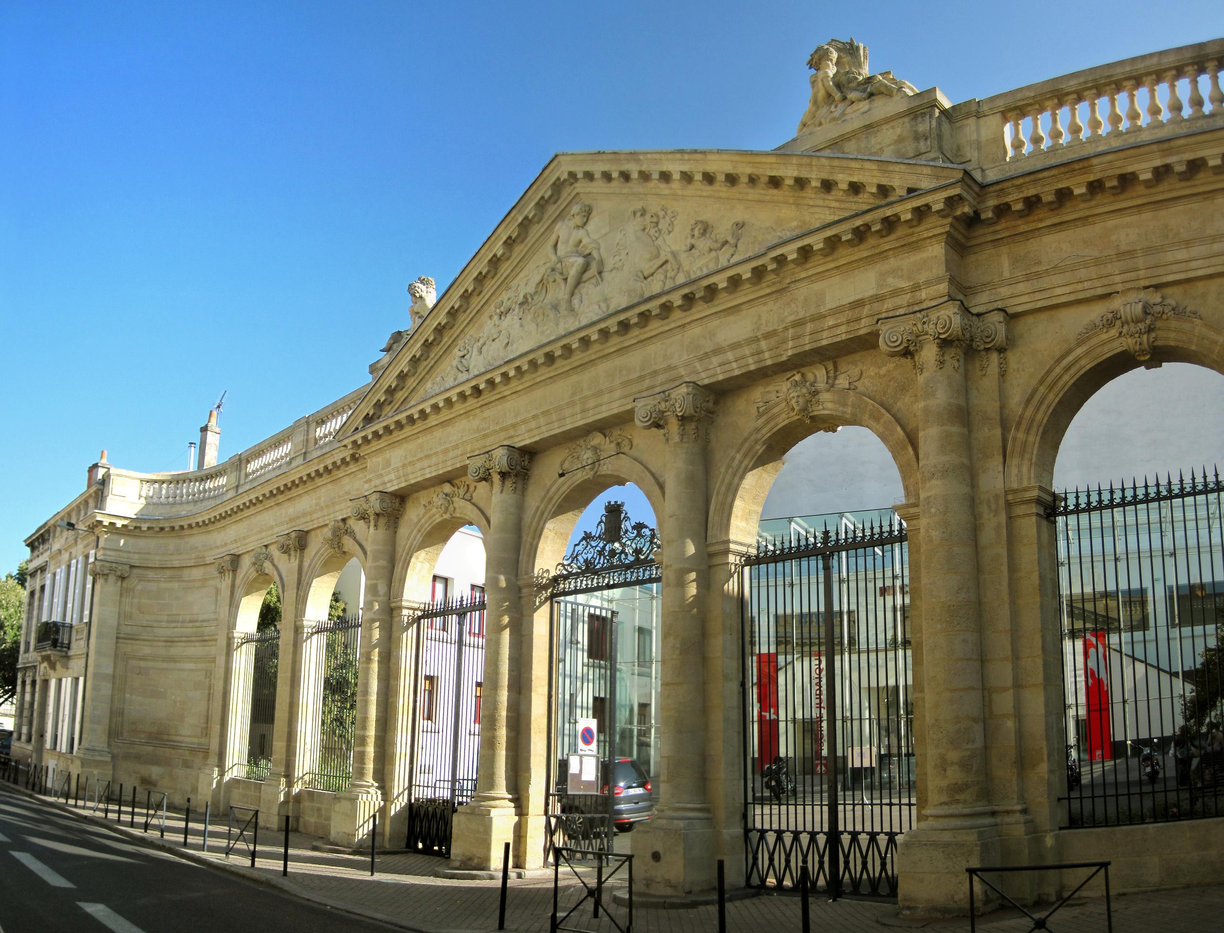 Piscine Judaïque — Wikipédia dedans Piscine Judaique Bordeaux
