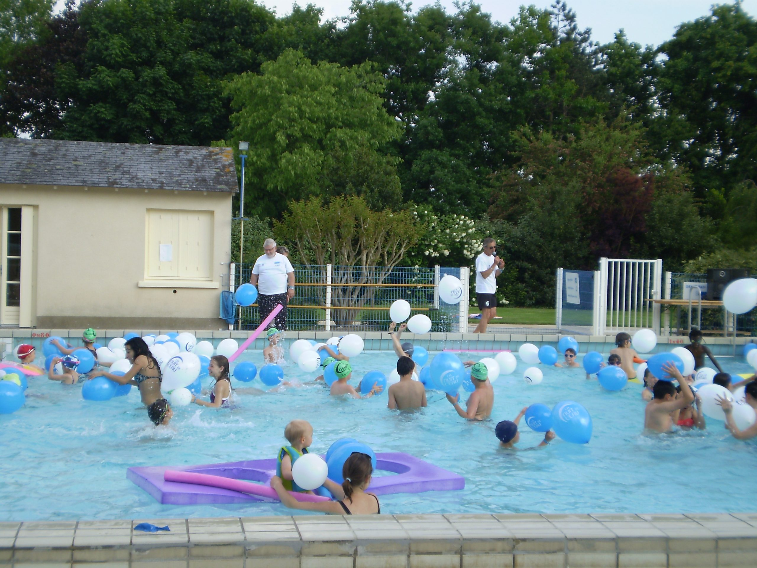 Piscine | L'association Unicef pour Piscine Val Du Thouet