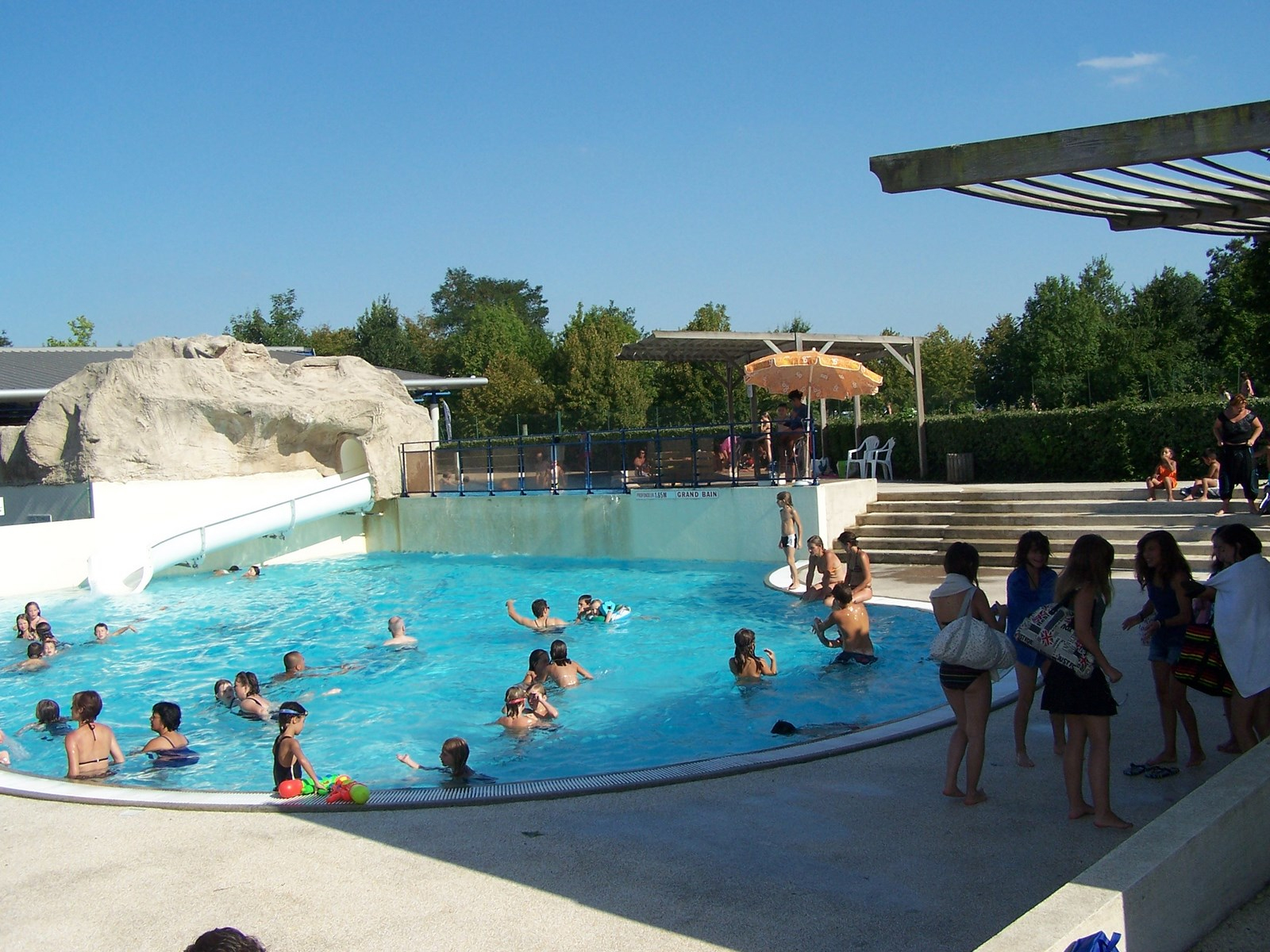 Piscine Ludique Intercommunale serapportantà Horaire Piscine Bressuire