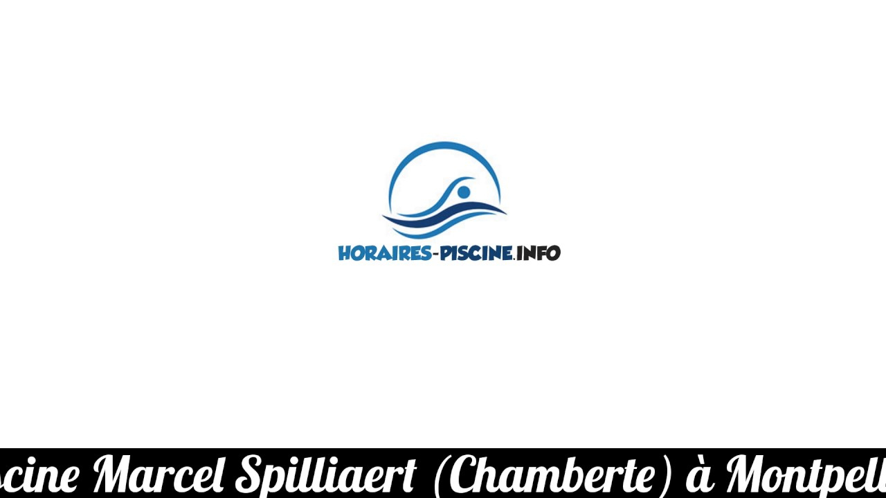 Piscine Marcel Spilliaert (Chamberte) À Montpellier serapportantà Piscine Spilliaert