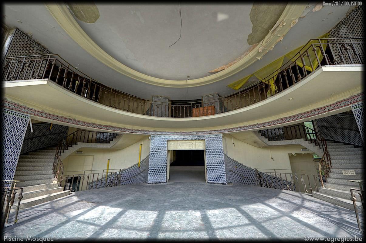 Piscine Mosquee – Egregius.be concernant Piscine De Poperinge