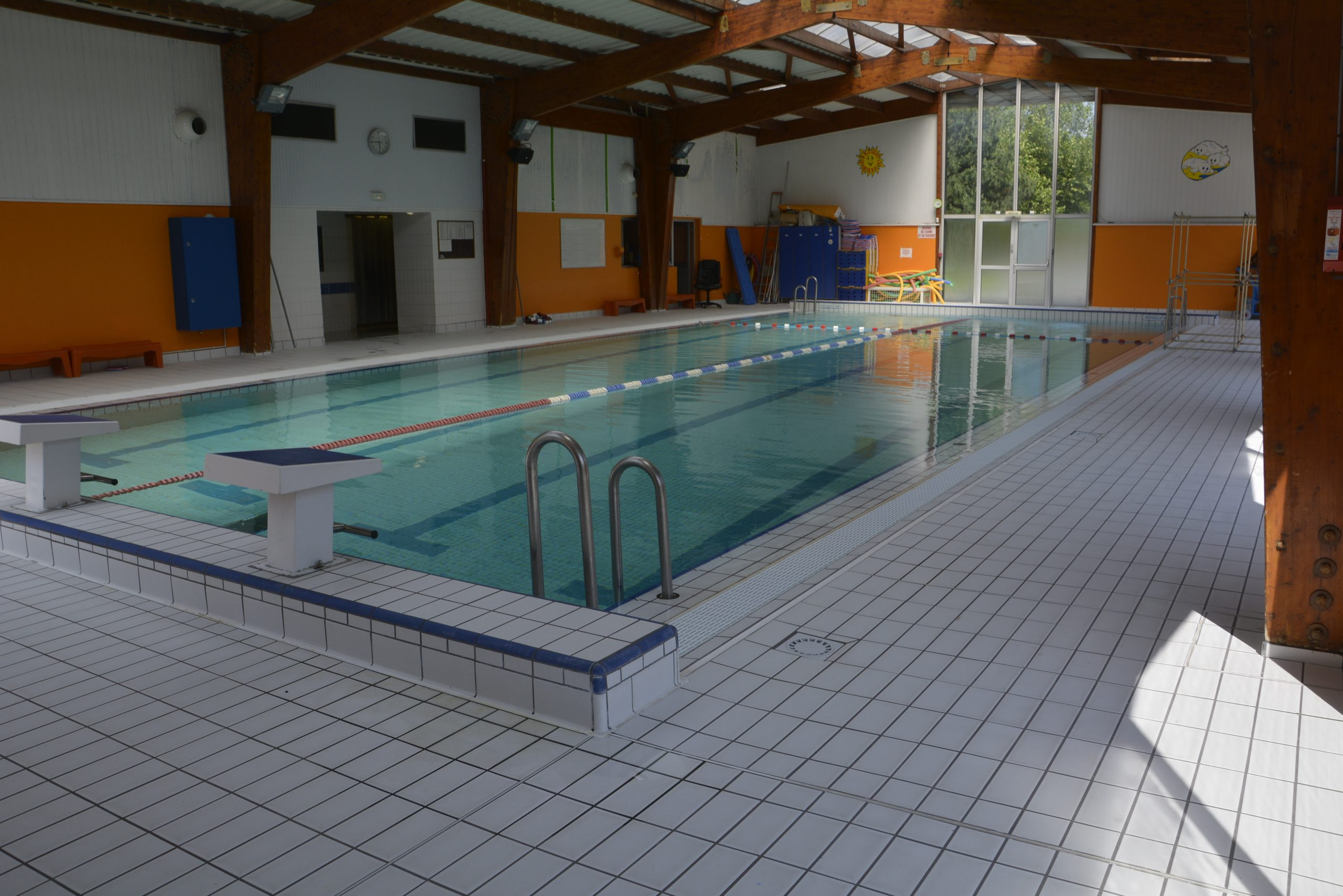 Piscine Municipale Louis Aragon – Billy-Montigny tout Horaire Piscine Ronchin