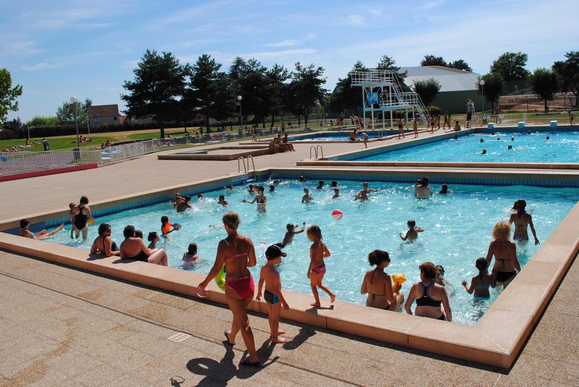 Piscine Municipale - Outdoor Pool - Sanvignes-Les-Mines ... avec Piscine Montceau Les Mines