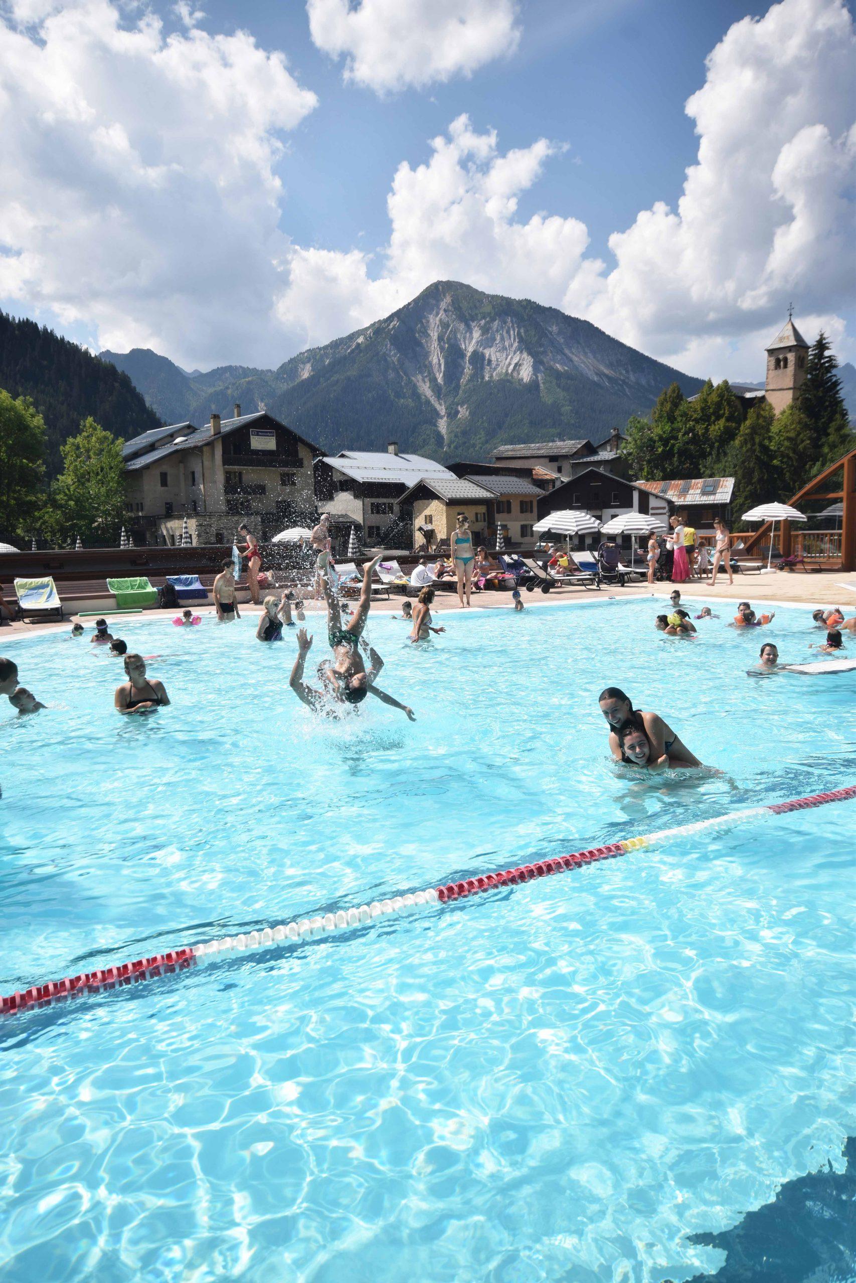 Piscine Municipale - Savoie Mont Blanc (Savoie Et Haute ... dedans Piscine La Cote Saint André