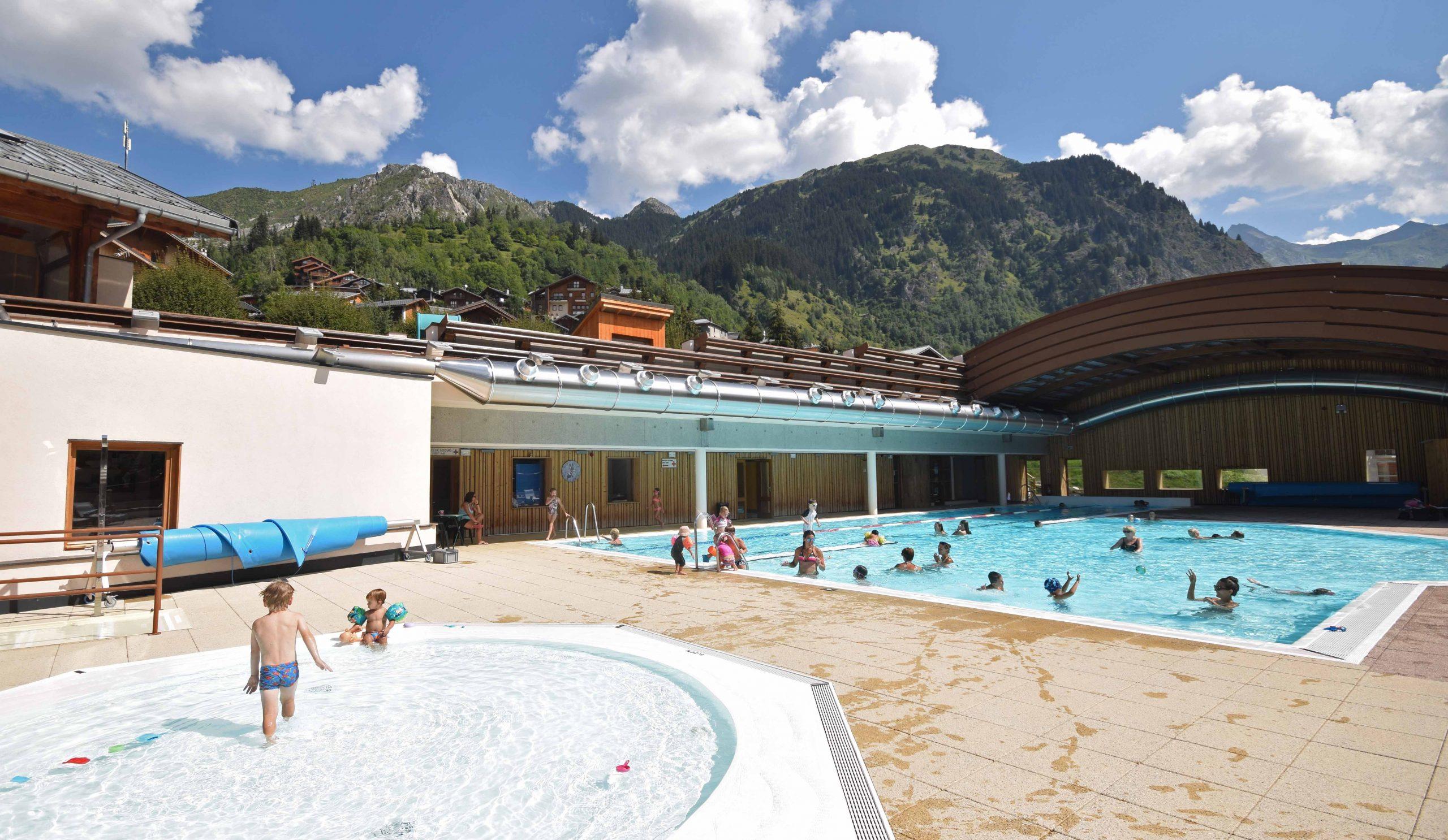 Piscine Municipale - Savoie Mont Blanc (Savoie Et Haute ... intérieur Piscine De Bonneville