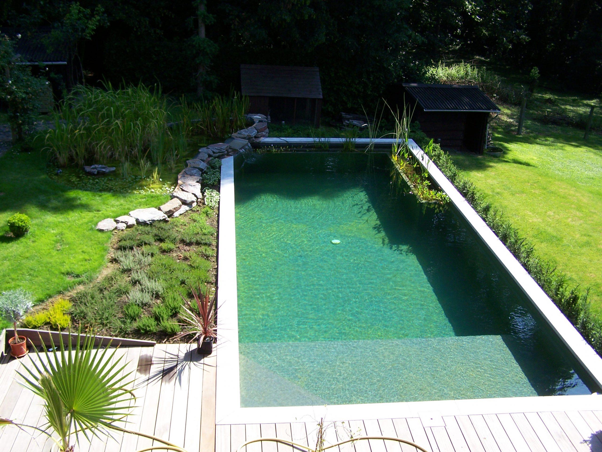 Piscine Naturelle - Aquatic Design Concept Et Garden tout Piscine Naturelle En Kit