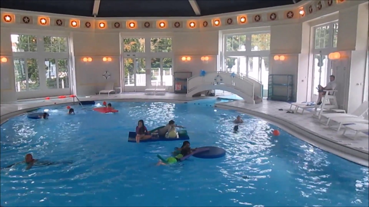 Piscine New Port Bay Club (Disneyland Paris) dedans Hotel Paris Piscine