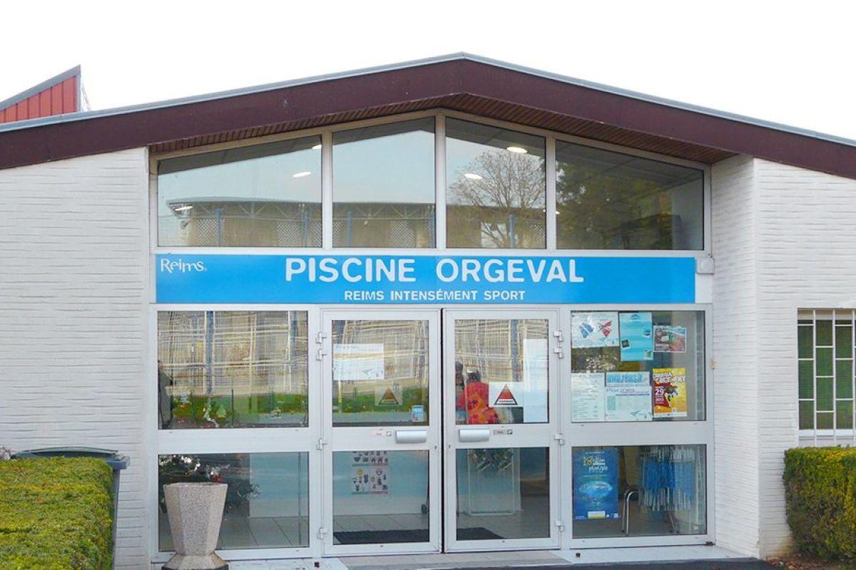 Piscine Orgeval À Reims - Horaires, Tarifs Et Téléphone ... avec Piscine Reims Horaires
