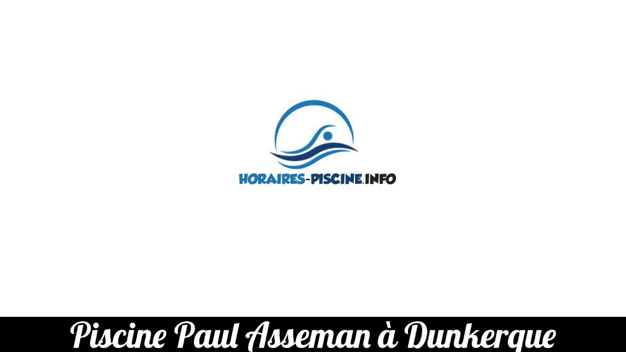 Piscine Paul Asseman À Dunkerque concernant Piscine Paul Asseman