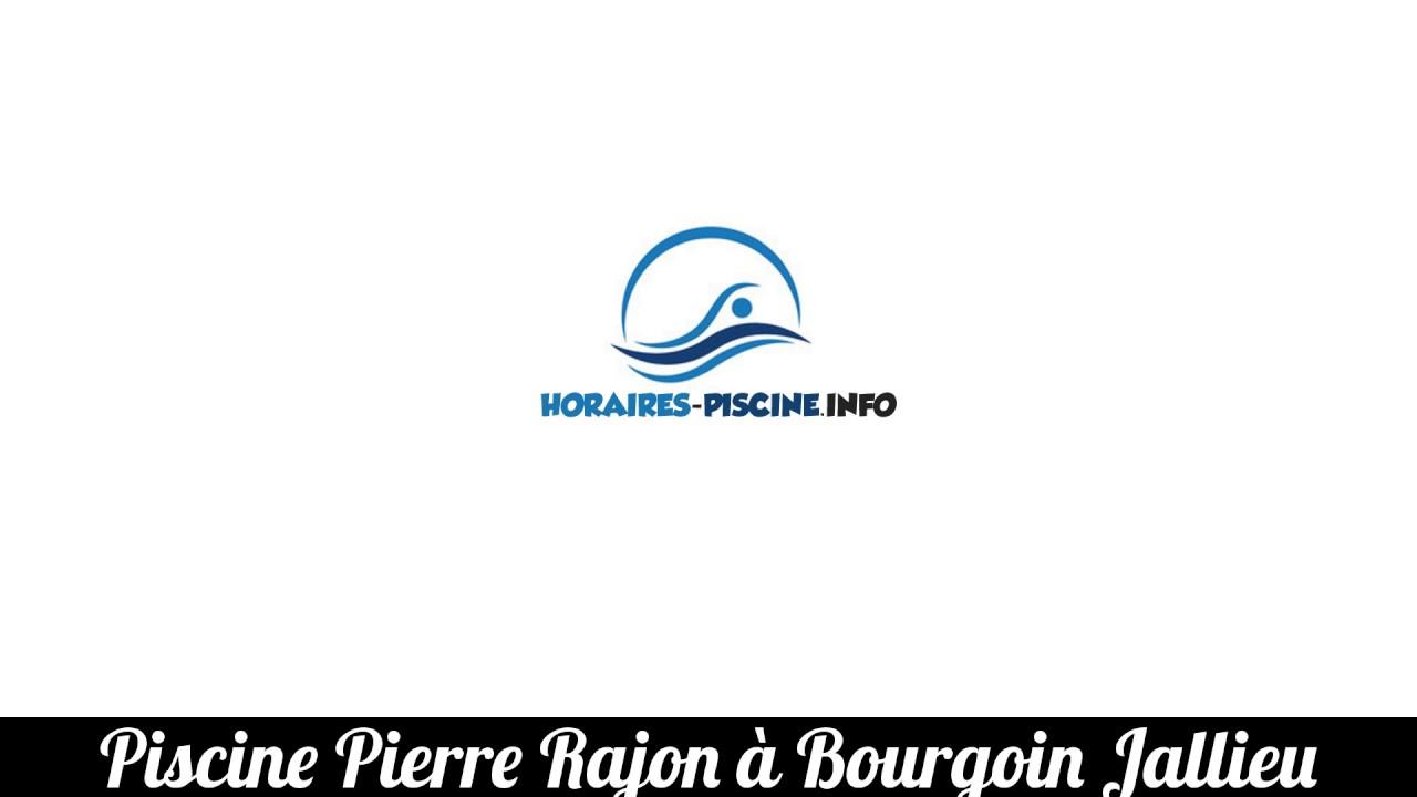 Piscine Pierre Rajon À Bourgoin Jallieu avec Piscine Bourgoin Jallieu