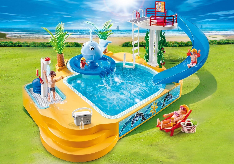 Piscine Playmobil : Gamme, Prix Et Explications tout Piscine Playmobil 5575