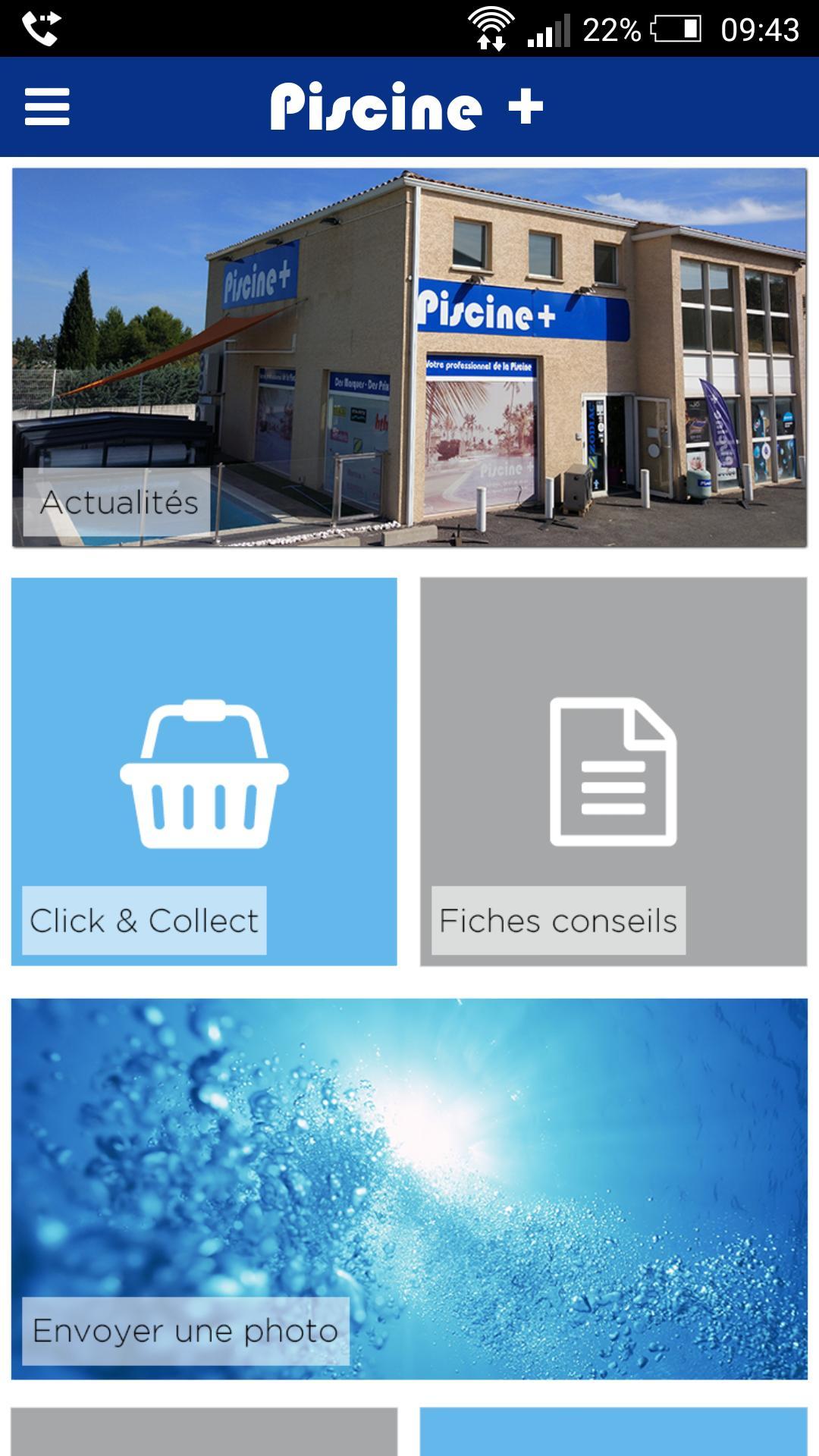 Piscine Plus For Android - Apk Download à Piscine Plus Le Cres