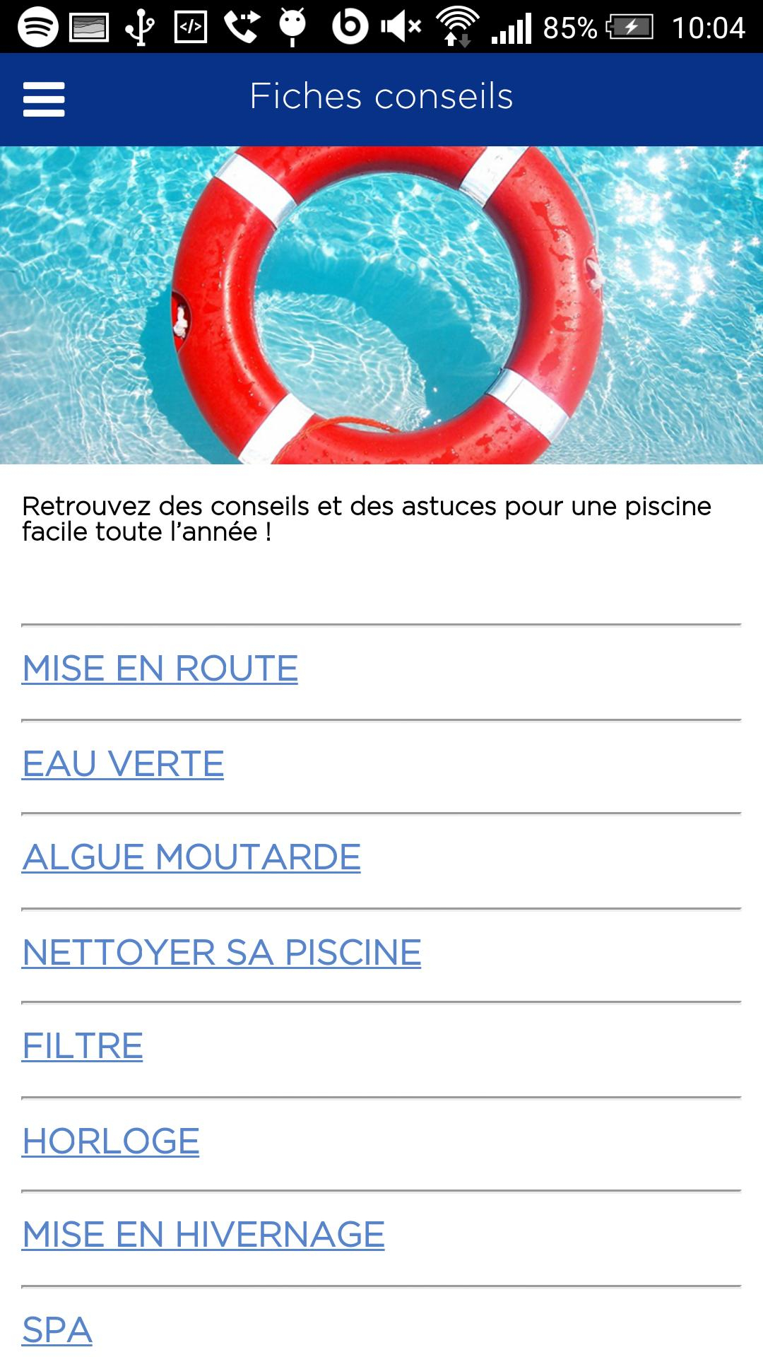 Piscine Plus For Android - Apk Download serapportantà Piscine Plus Le Cres