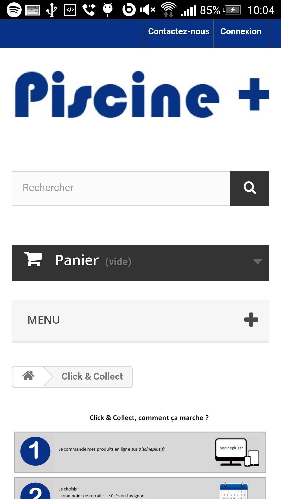 Piscine Plus For Android - Apk Download tout Piscine Plus Le Cres