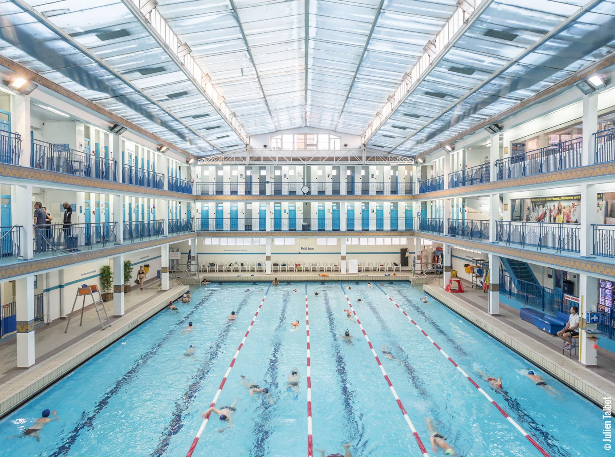 Piscine Pontoise Quartier Latin - One Of The Best Swimming ... pour Julien Piscine