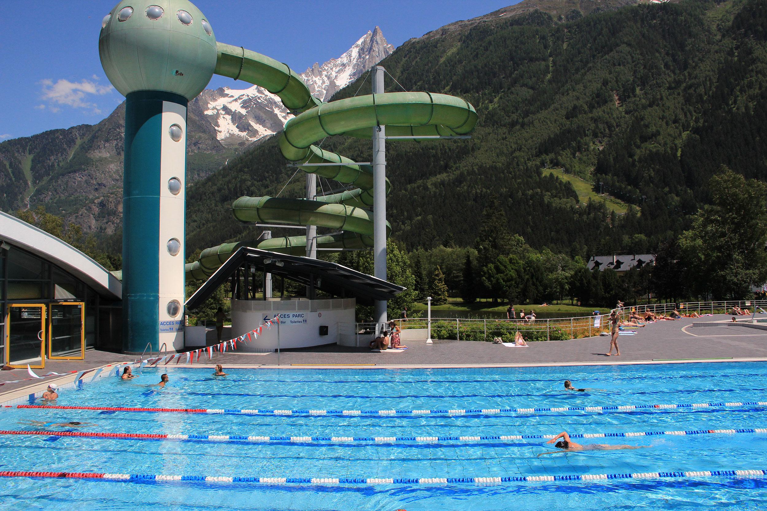 Piscine Richard Bozon - Savoie Mont Blanc (Savoie Et Haute ... encequiconcerne Piscine La Clusaz