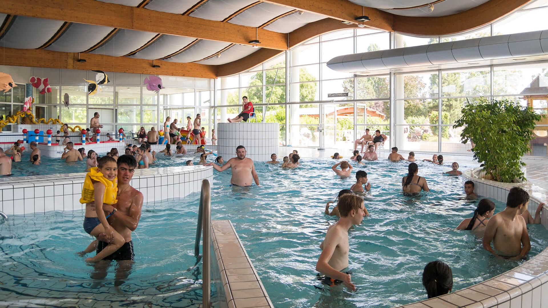 Piscine Rixheim, Centre Nautique Ile Napoléon Mulhouse | M2A encequiconcerne Piscine De Rixheim