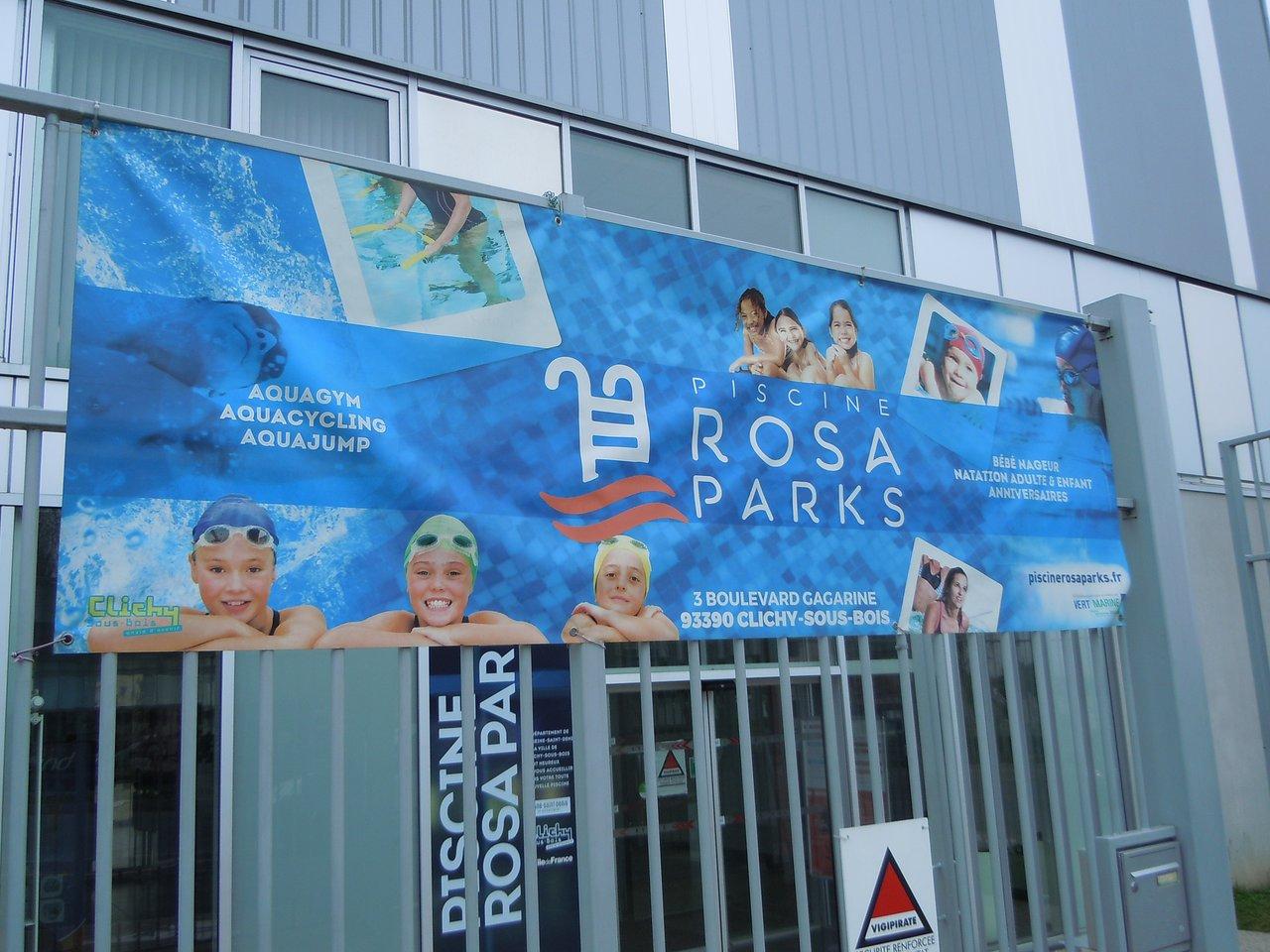 Piscine Rosa Parks - Clichy-Sous-Bois - Piscine Rosa Parks ... à Piscine Clichy