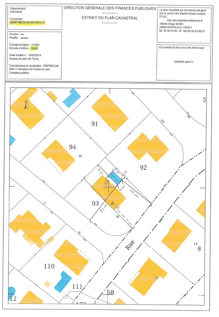 Piscine - Saint-Médard-En-Jalles destiné Plan De Coupe Piscine