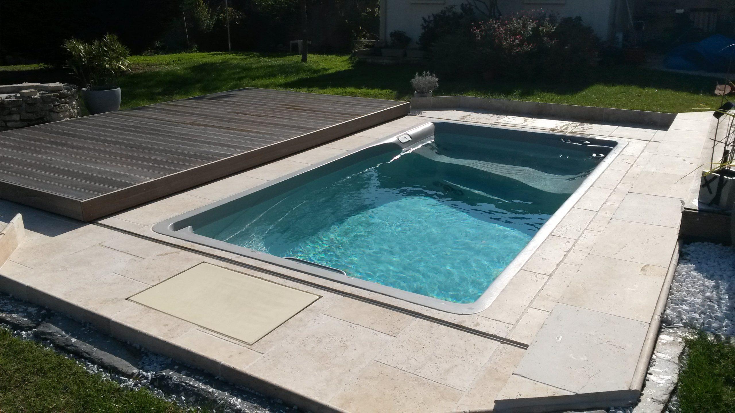 Piscine Spa Balnéo, Nage À Contre-Courant : Pretty Pool intérieur Piscine À Monter Soi Même