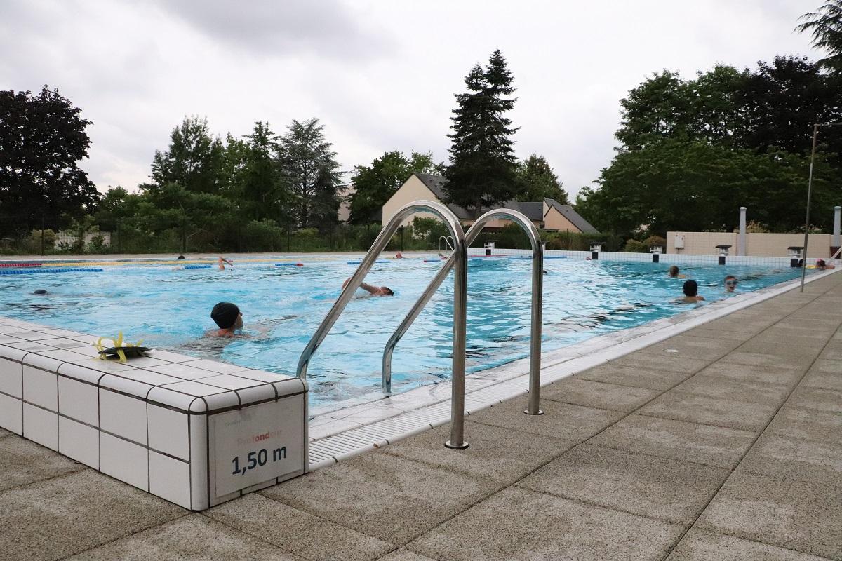 Piscine - Sports - Vie Locale à Piscine De Coulaines
