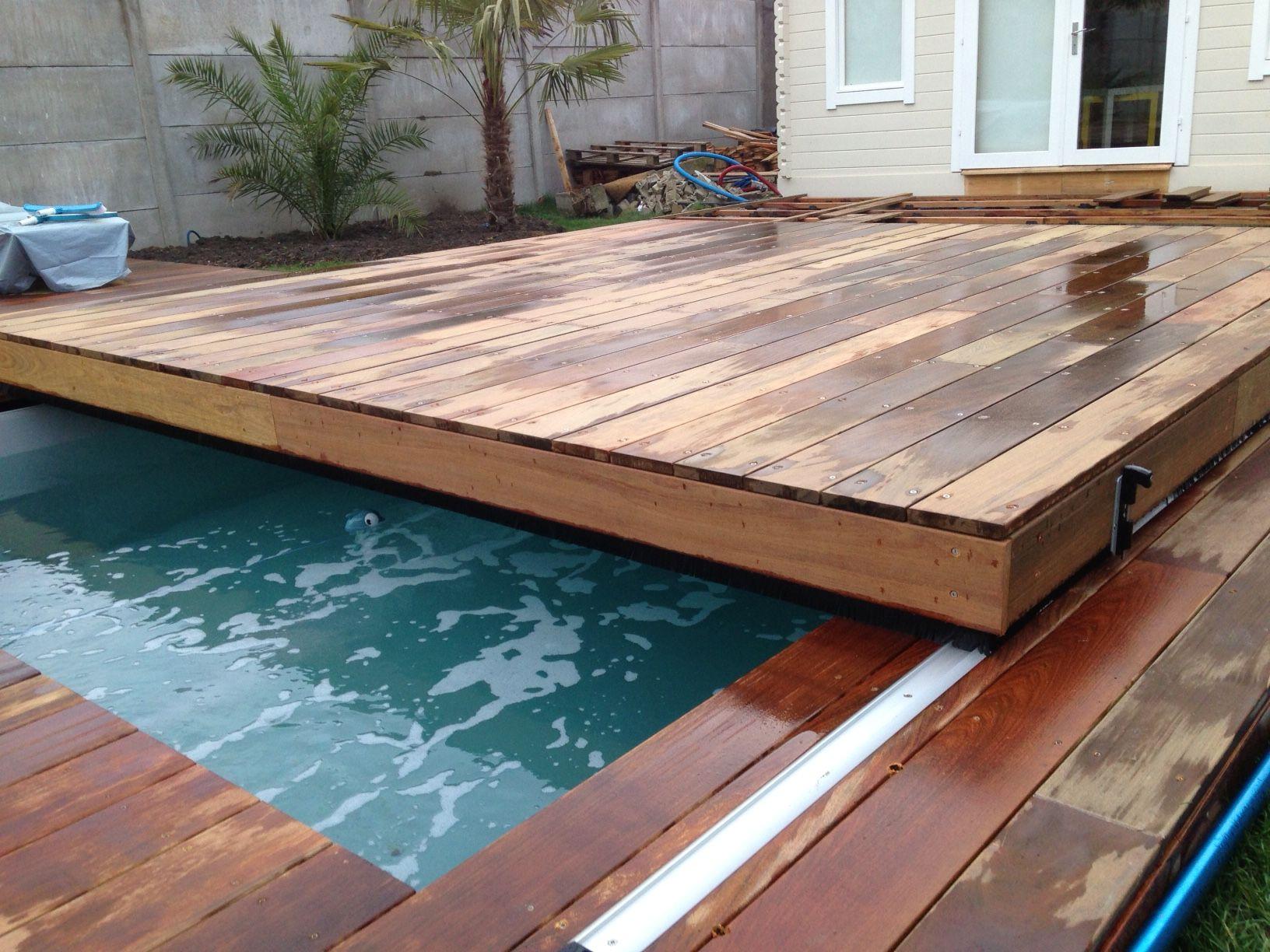 Piscine Terrasse Amovible Schème - Idees Conception Jardin dedans Fabriquer Une Terrasse Mobile Pour Piscine