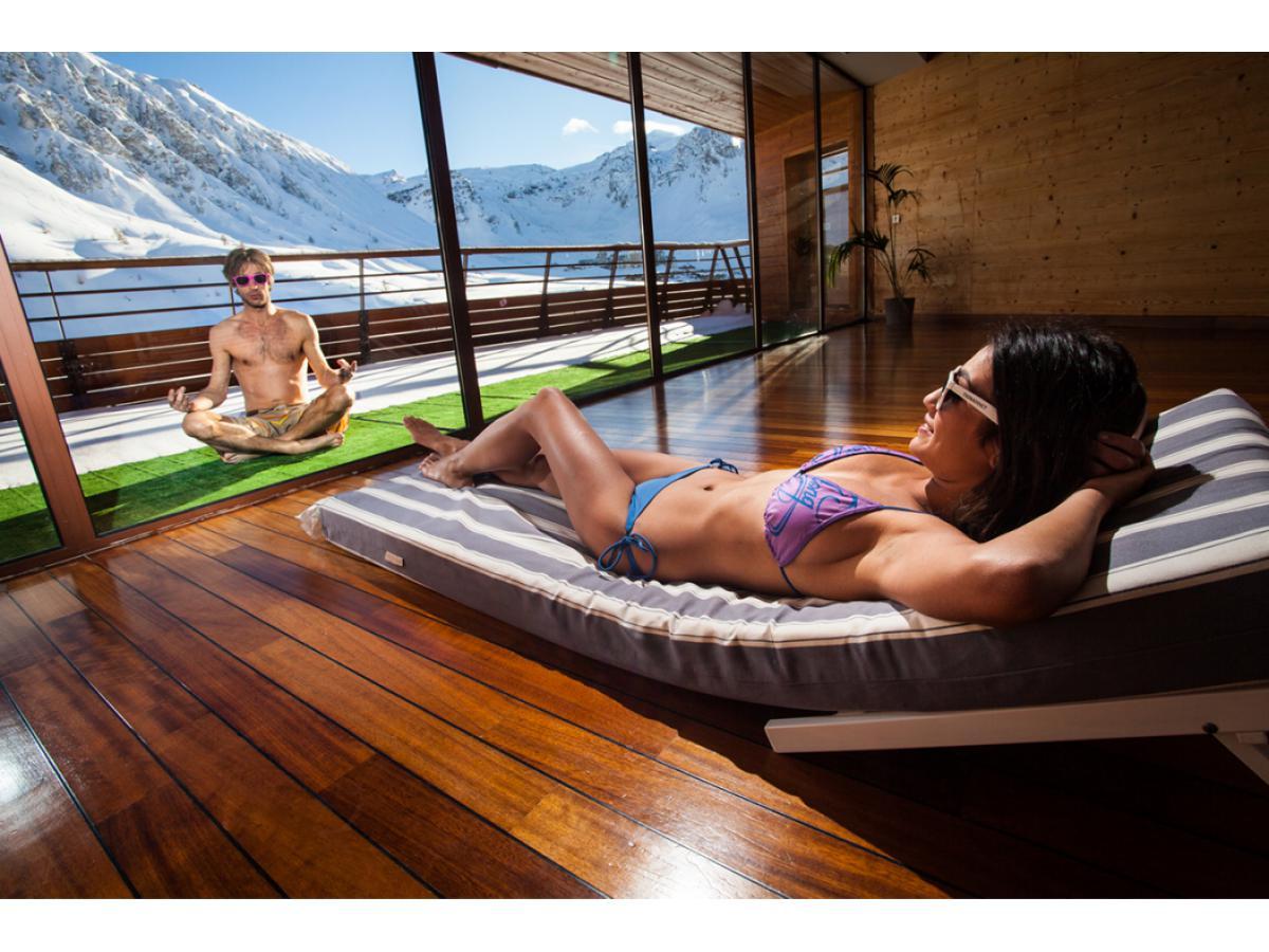 Piscine Tignes, Le Lagon - Activités Après Ski En Savoie à Piscine Tignes