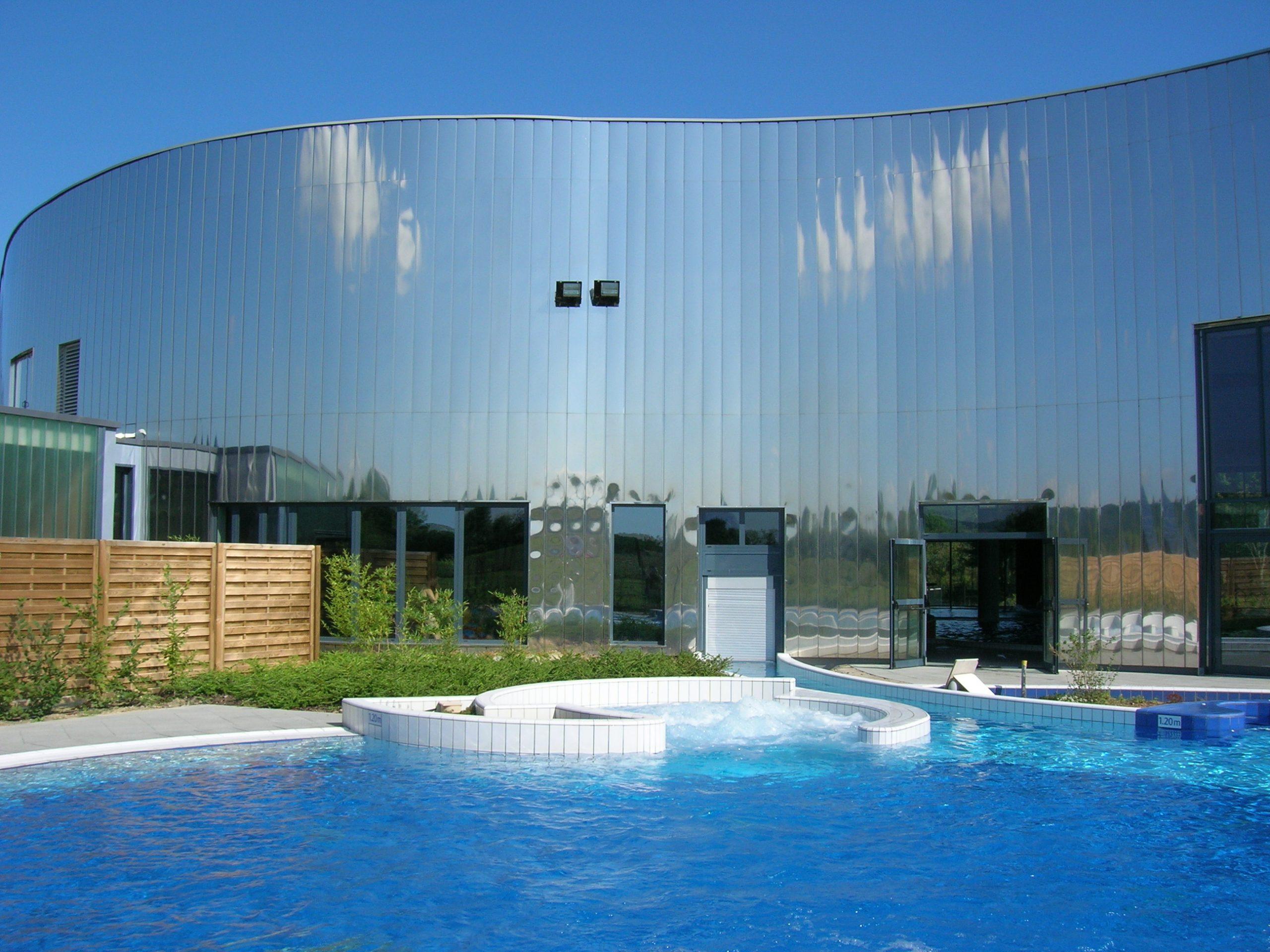 Piscines - Balnéor - Centre Aqualudique à Piscine St Amand Les Eaux