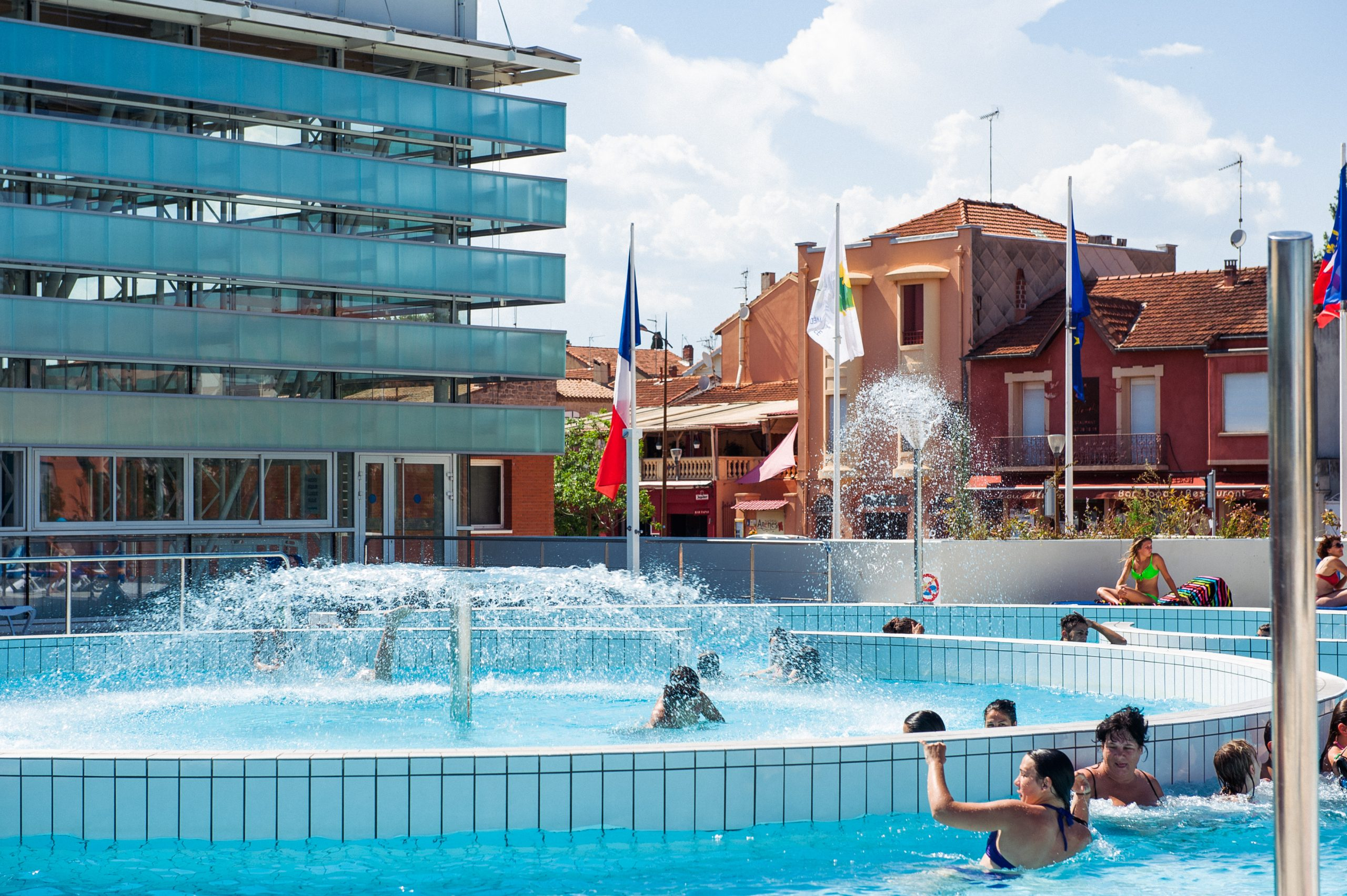 Piscines | Communauté D'agglomération Béziers Méditerranée concernant Horaire Piscine Jacou