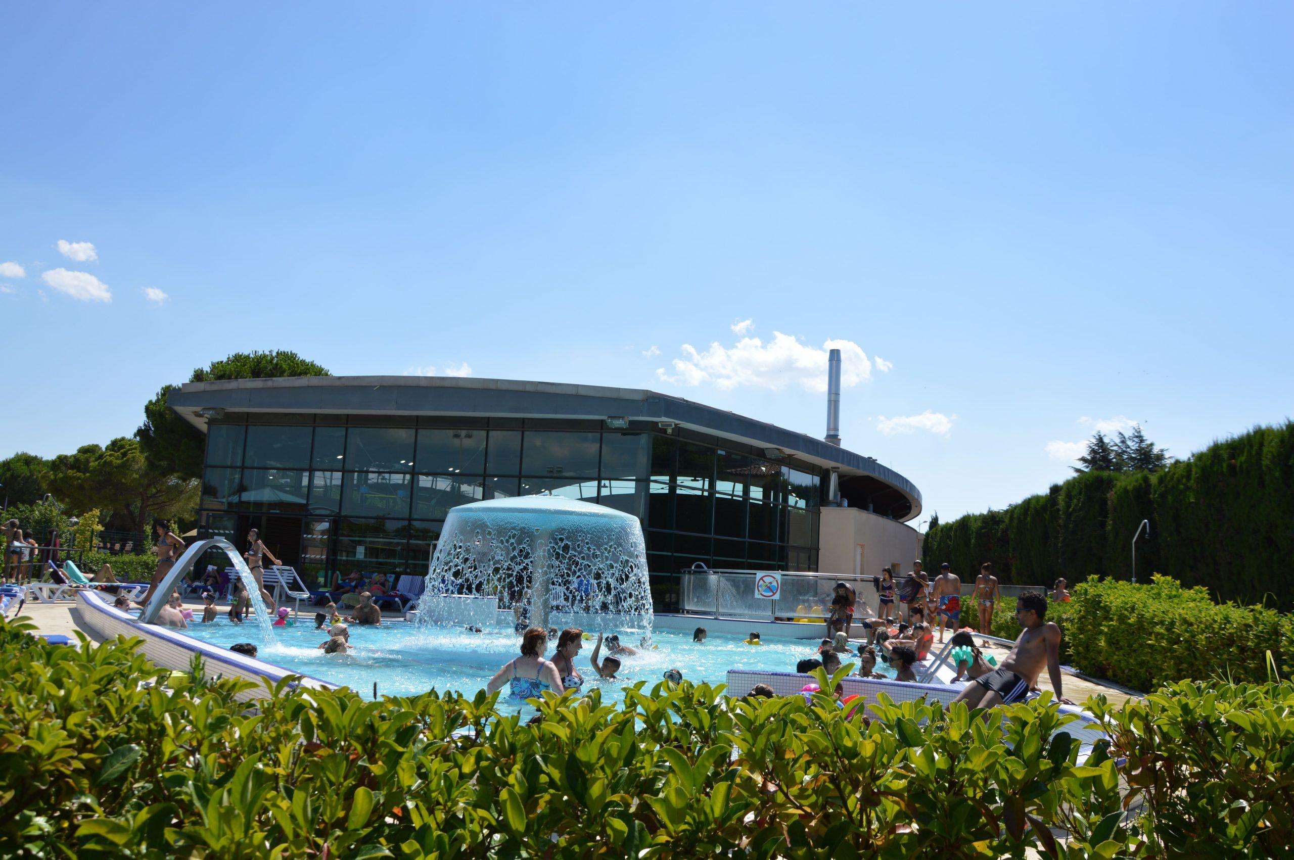 Piscines | Communauté D'agglomération Béziers Méditerranée concernant Piscine Servian
