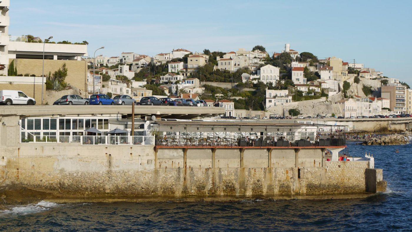 Piscines De Fortune] Sous La Corniche, La Réserve À Poissons ... destiné Piscine De La Riche