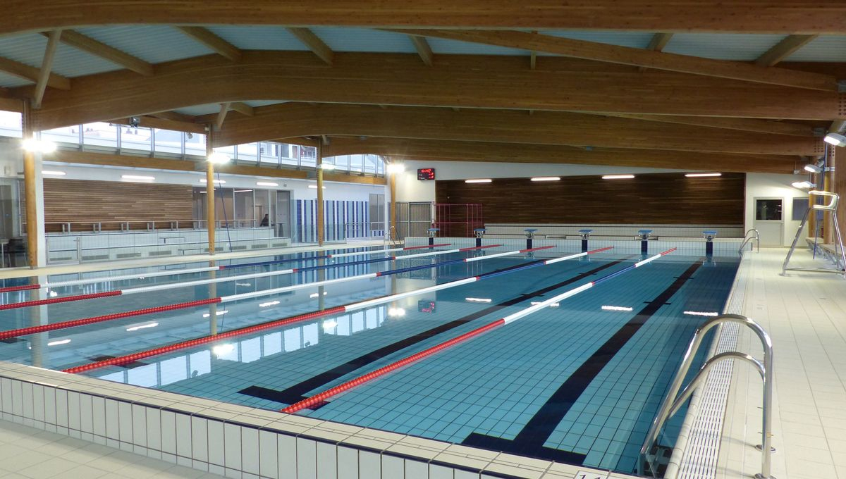 Piscines De L'agglomération Tourangelle : Le Grand Chantier à Piscine Chambray Les Tours