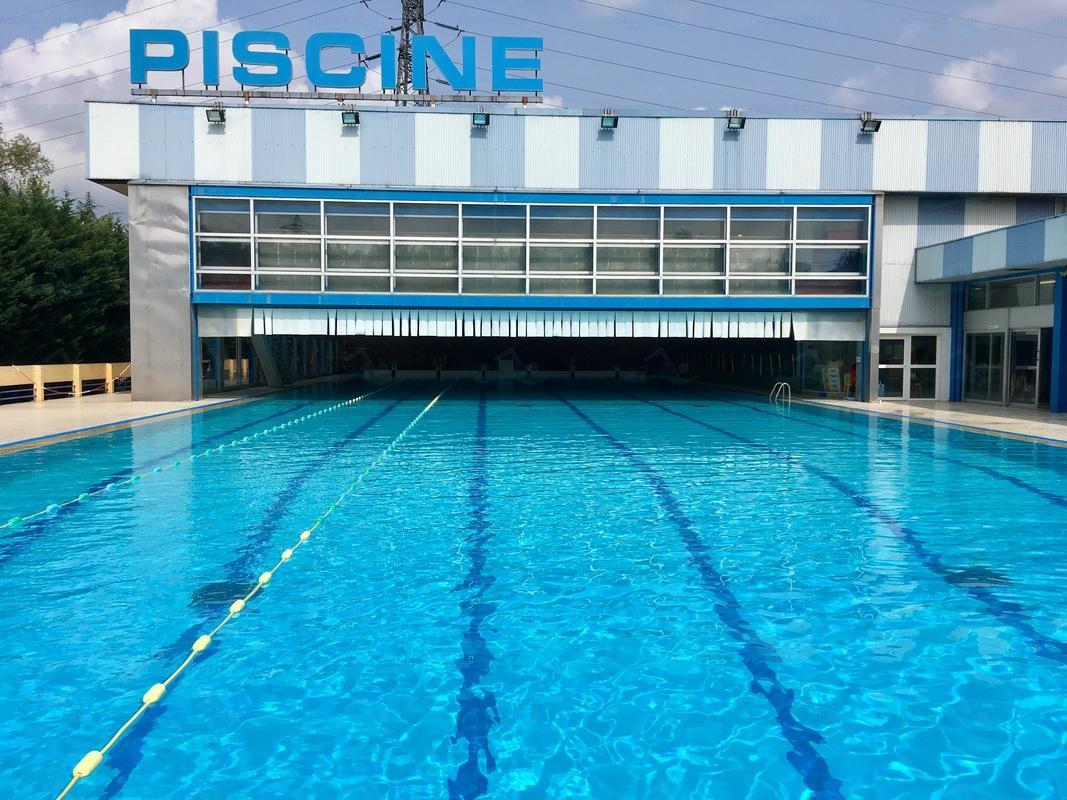 Piscines > France > Ile De France > Les Piscines Hauts-De ... intérieur Piscine Du Palais Des Sports À Nanterre Nanterre